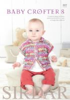 Sirdar Snuggly Baby Crofter DK 50g - 183 Brooke - Discontinued Colour